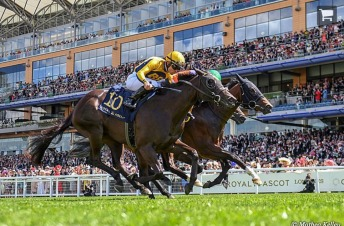 Shang Shang Shang Wins at Royal Ascot