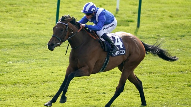 Maqsad Wins Pretty Polly Stakes